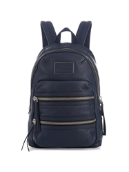 Marc By Marc Jacobs Packrat Grained Leather Backpack