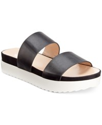 Wanted Mello Footbed Sandals Women's Shoes Black