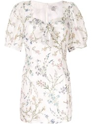We Are Kindred Ambrosia Sweetheart Dress White