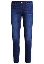 Dorothy Perkins Harper Slim Fit Jeans Indigo Royal Blue