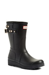 Hunter Women's Original Short Adjustable Back Rain Boot