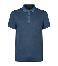 Boss Phillipson 07 Polo Shirt Male Blue