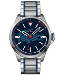 Lacoste Men's Capbreton Stainless Steel Bracelet Watch 46Mm No Color