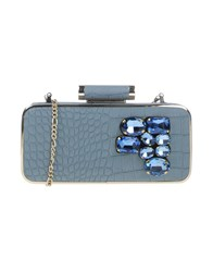 Pinko Bags Handbags Women Slate Blue