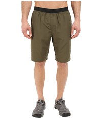 Prana Mojo Short Cargo Green Men's Shorts