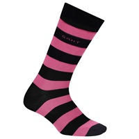 Gant Bar Stripe Socks One Size Pink