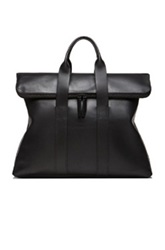 3.1 Phillip Lim 31 Hour Bag In Black