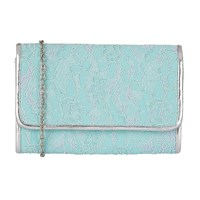 Lotus Orval Matching Clutch Bag Blue