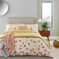 Scion Noukku Duvet Set Rhubarb Multi