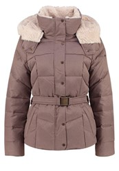 Esprit Edc By Down Jacket Light Taupe