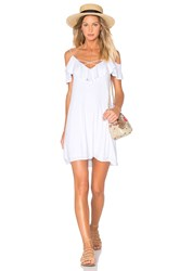 Vava By Joy Han Vali Dress White