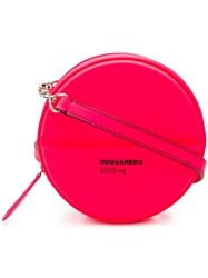 Dsquared2 Pill Pouch Bag Pink