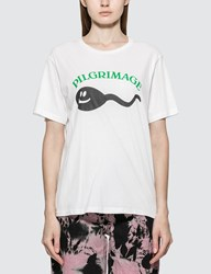 Ashley Williams Pilgrimage T Shirt White