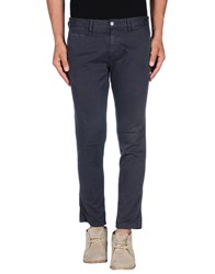 Gaudi' Trousers Casual Trousers Men Dark Blue