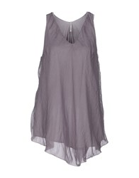 Aimo Richly Topwear Tops Women Grey