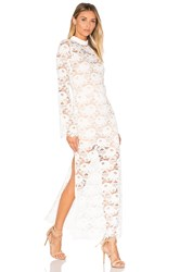 Spell And The Gypsy Collective Rosamond Lace Dress White