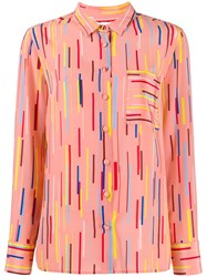 Chinti And Parker Stripe Print Blouse 60