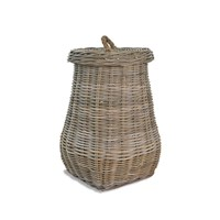 Garden Trading Bembridge Laundry Basket Rattan