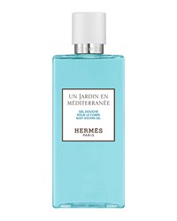 Hermes Un Jardin En Mediterranee Moisturizing Body Lotion 6.5 Oz. 200 Ml