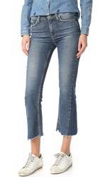 Paige Vintage Pieced Colette Jeans Kenya Distressed