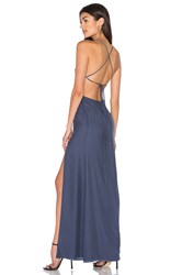 Stone_Cold_Fox Moss Gown Blue