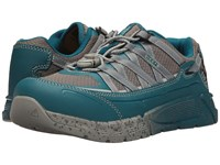 Keen Utility Asheville At Esd Ink Blue Eggshell Blue Women's Work Pull On Boots