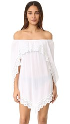 Peixoto Gold Coast Cover Up White