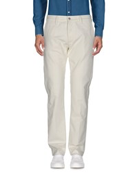 Edwin Trousers Casual Trousers Ivory