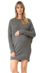 Hatch The Agyness Dress Charcoal