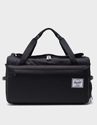 Herschel Supply Co. Small Outfitter Duffel In Black