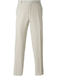 Canali Classic Chinos Grey
