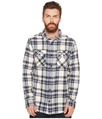 Rvca Camino Flannel Long Sleeve Shirt Multi Men's Long Sleeve Button Up