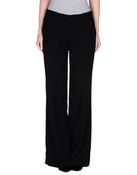 Elisabetta Franchi Casual Pants Black