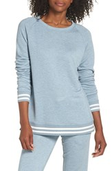 Felina Geena French Terry Sweatshirt Heather Arona