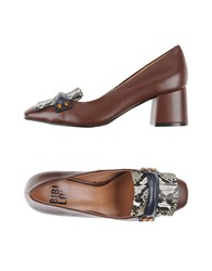 Bibi Lou Loafers Brown