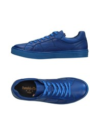 Pantofola D'oro Footwear Low Tops And Sneakers Blue