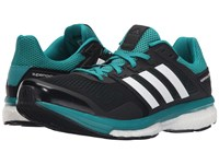 Adidas Supernova Glide 8 Black White Eqt Green Men's Running Shoes