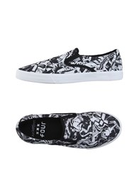 Bucketfeet Sneakers White