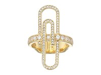 Vivienne Westwood Doreen Ring Cubic Zirconia 1 Ring Gold