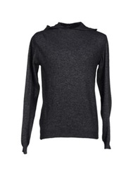 Rossopuro Sweaters Dark Blue