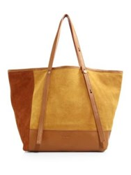 See By Chloe Andy Colorblock Leather Tote Hazel
