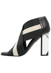 Miista Penelope High Heeled Sandals Black