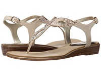 Carlos By Carlos Santana Trista Natural Women's Sandals Beige