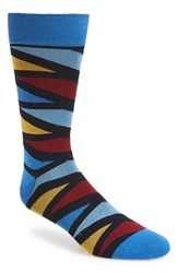 Bugatchi Men's Hidden Twilight Socks Midnight