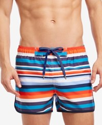 2Xist 2 X Ist Performance Quick Dry Swim Trunks 4 Tikistripe