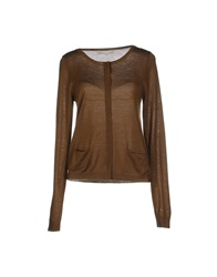 Rue Blanche Cardigans Military Green