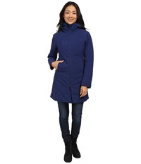 Arc'teryx Sylva Parka Corvo Blue Women's Coat