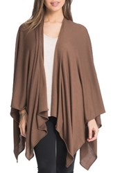 Bun Maternity Women's Cozy Up Three Way Nursing Wrap Mocha