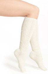 Women's Urban Knit Knit Wool Blend Knee Socks