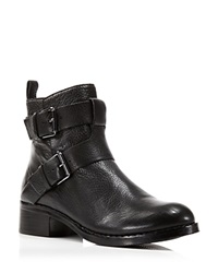Gentle Souls Best Of Moto Booties Black